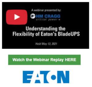 Understanding the Flexibility of Eaton's BladeUPS